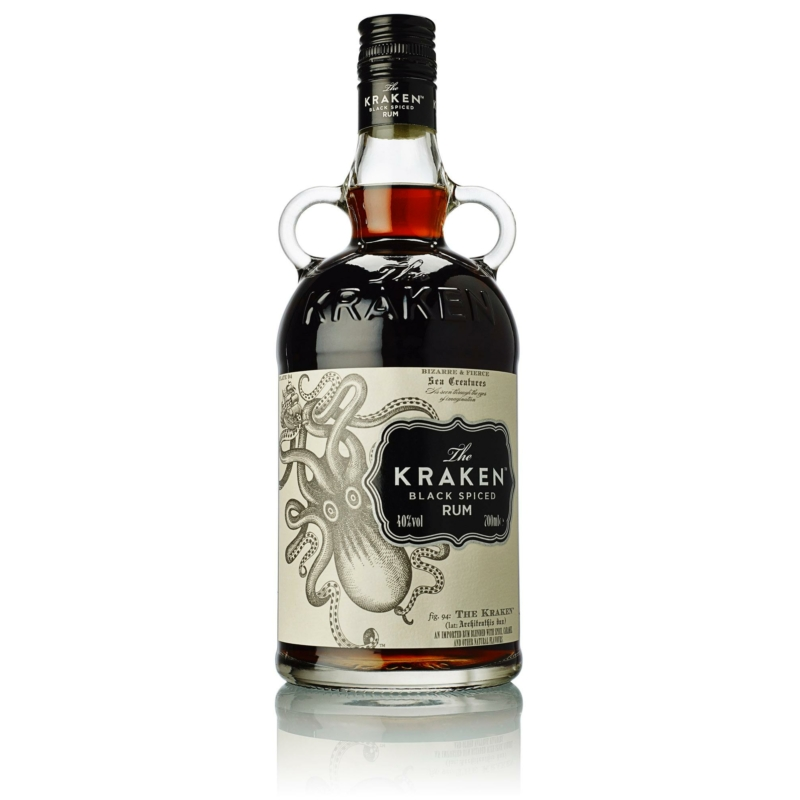 Kraken Black Spiced 40% 0.7l