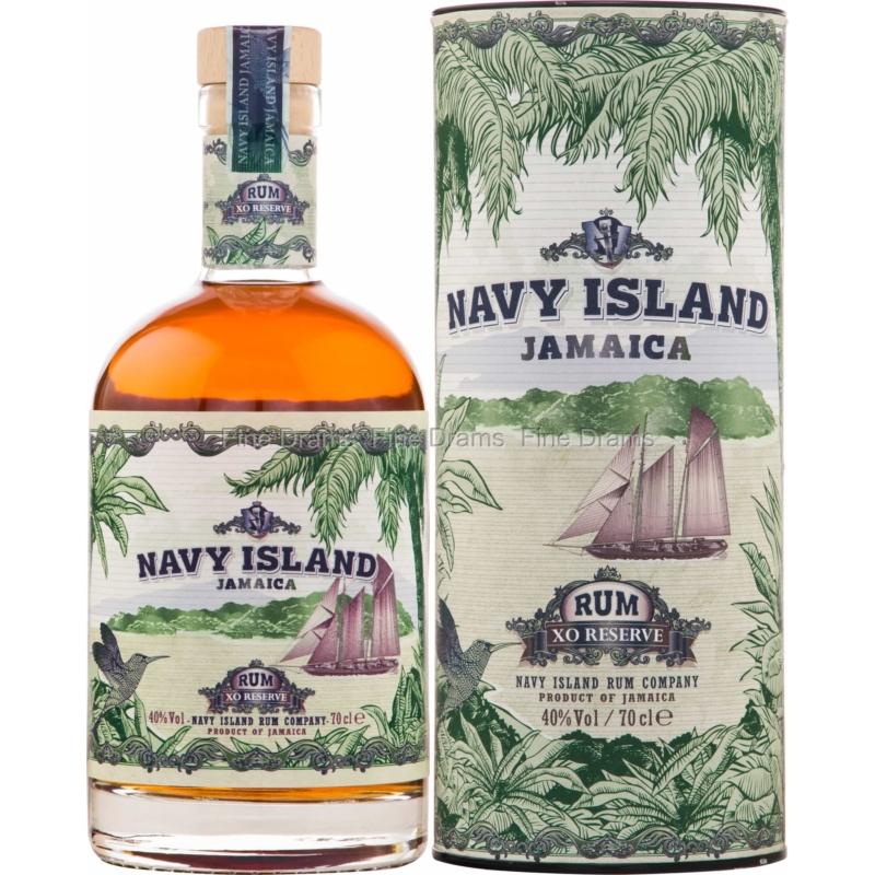 Navy Island XO Reserve 0.7l 40%