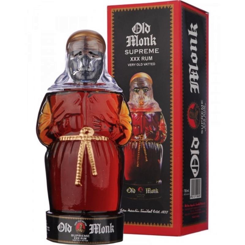 Old Monk Supreme XXX 42.8% 0.75l