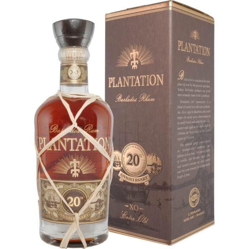 Plantation XO 20th Anniversary 40% 0.7l