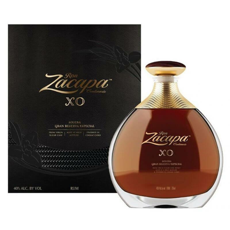 Zacapa Centenario Edition XO 40% 0.7l