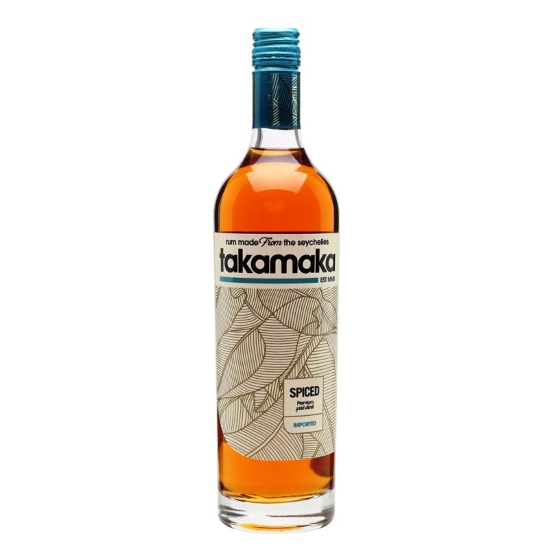 Takamaka Spiced 38% 0.7l