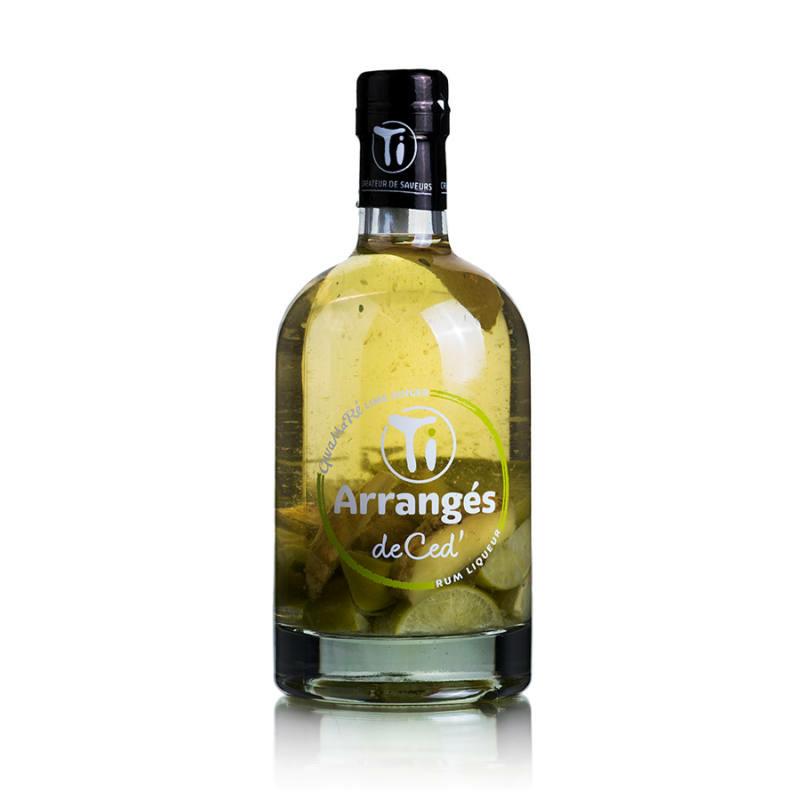 Ti Arrangés de Ced Gwamare Citron 32% 0.7l