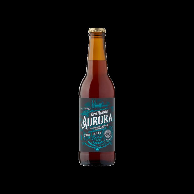 Zirci Apátsági Aurora 5.8% 0.33l