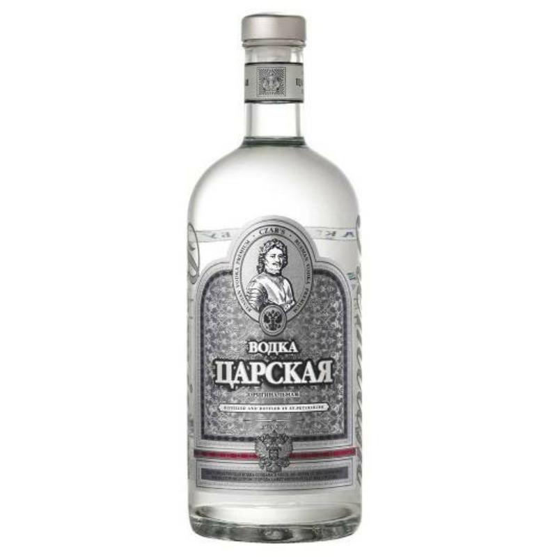 Carskaja Original 40% 1l