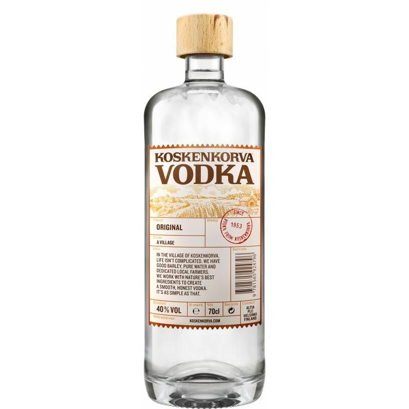 Koskenkorva Original 40% 1l
