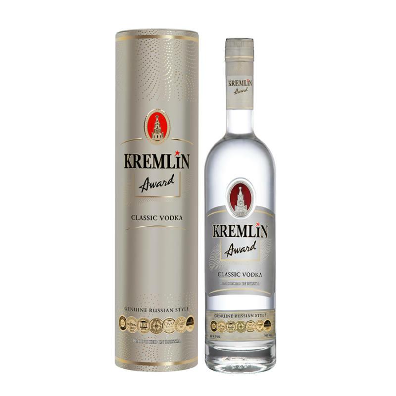 Kremlin Award Classic fémdobozban 40% 0.7l