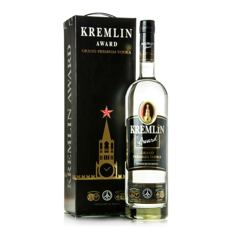 Kremlin Award Grand premium 40% 1.5l