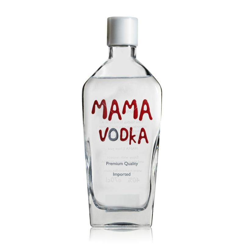 Mama vodka 40% 0.7l