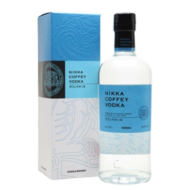 Nikka Coffey Vodka 40% 0.7l