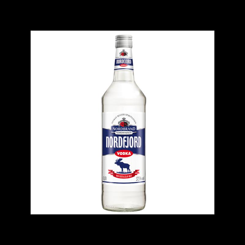 Nordfjord Vodka 37.5% 1l