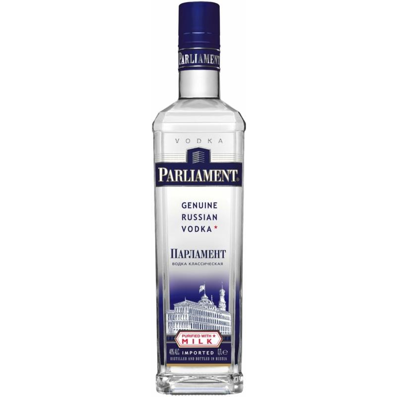 Parliament vodka 38% 0.7l