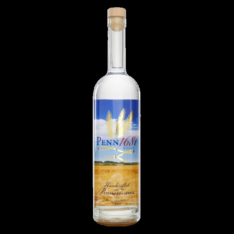 Penn 1681 Rye vodka 40% 0.7l