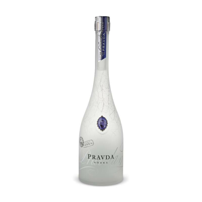 Pravda vodka 40% 0.7l
